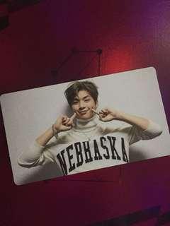 Wanna One丹fancon卡