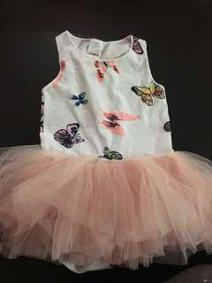 Bonds Tutu Dress rompers
