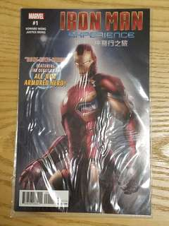 Iron Man Experience Comic Book