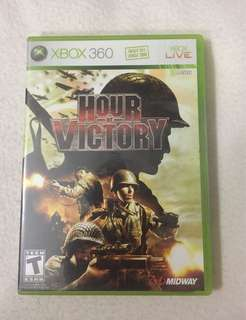 Xbox 360 Game Live Hour Of Victory