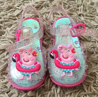Primark peppa pig jelly sandals