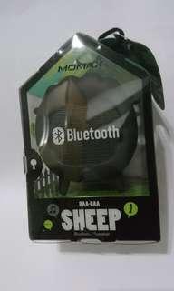 Momax咩咩羊藍牙喇叭
