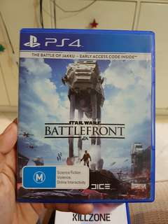 PS 4 Star wars Battle front