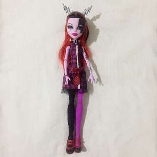 Monster High Freaky Fusion Operetta