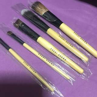 Inpired Makeup brushes