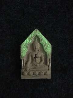 Khun Paen 2545 (glow in the dark) by Archan Khun Pan Wat Kao Or