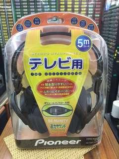 Pioneer先鋒SE-M280TV立體聲耳機