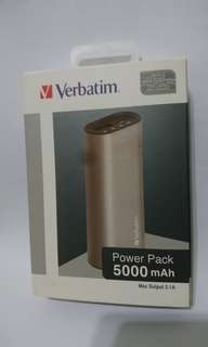 Verbatim 5000mAh Power Pack