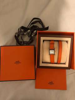 [NEW] Hermes Women H watch (small model)