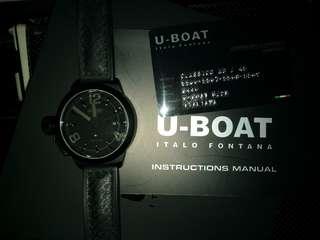 UBoat Classico AB 45 Not Rolex Not Tag Heuer Not Tissot