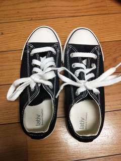 🚚 latin 童鞋 帆布鞋
