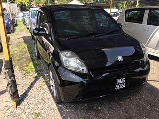 Perodua myvi  passo 1.3 auto 2007