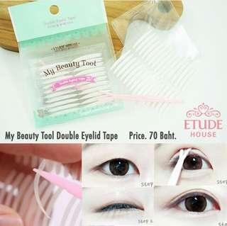 Etude house double eyelid