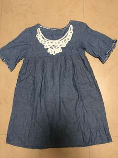 Earth music and ecology dress tunic