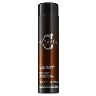 Catwalk Fashionista Brunette Shampoo TIGI - 50% off