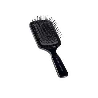 Best Seller Acca Kappa Carbonium Hair Brush Silver Ions Rubber Cushion (126765S)
