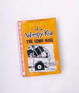 🦉Diary of a Wimpy The Long Haul