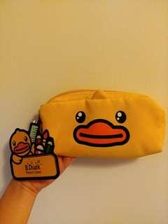 B Duck 筆袋