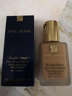 Estee Lauder Double Wear Foundation Cashew