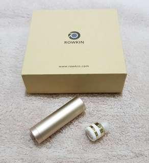 Rowkin Mini Sport Blutooth Earbud 1pc 24k Gold