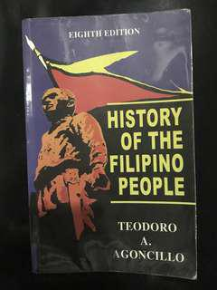 History of the Filipino People (8th ed)