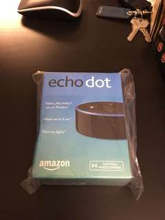 Amazon Echo Dot - Generation 2