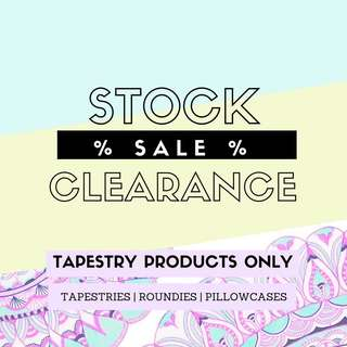 Tapestry Stock Clearance