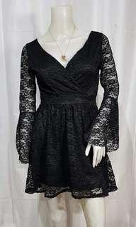 Black Longsleeve Dress