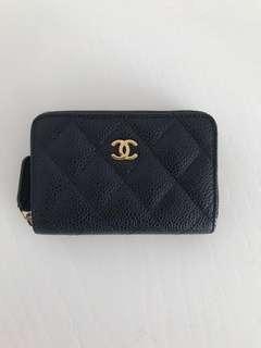 Chanel coin purse / card case