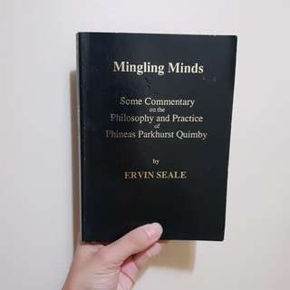Mingling Minds by Ervin Seale