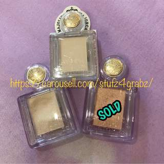 Majolica Majorca Shimmering Eyeshadow Single BE121