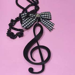 Kids accessories / girls / kalung melodi