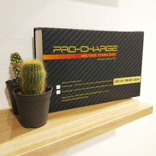 Pro-Charge Voltage Stabilizer (12V) *Price Reduced*