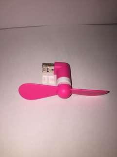 迷你USB風扇仔