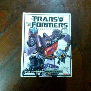 Takara Book 18 Reissue G1 Transformers Soundblaster MISB