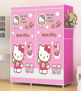 Hello kitty wardrobe