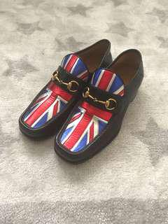 Gucci Union Jack loafer