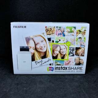Fujifilm Instax Share SP2 Smartphone Printer - Silver - Original NEW