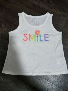 Brand New Children Place tank top
