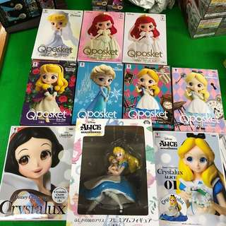 日版迪士尼 公主系列