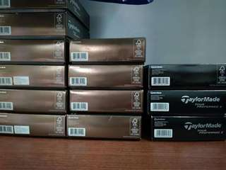 Bola golf Taylormade Tour preferred