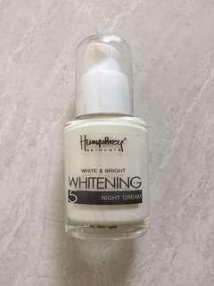 Humphrey Whitening Night Cream