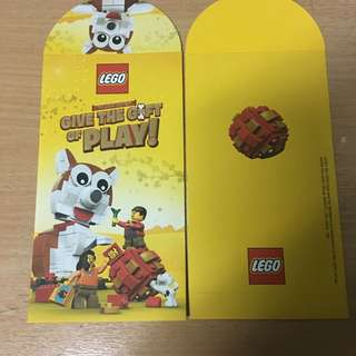 Lego red packets