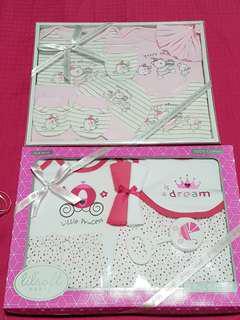 Brand new Baby Girl Gift Sets