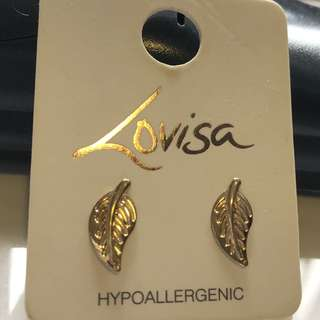 澳洲 Lovisa 耳環 not Pandora Earrings