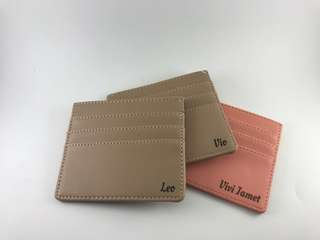 Card Wallet 6 slot