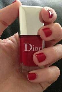 Dior Nail (Kutek)💕/ Origin💕💕