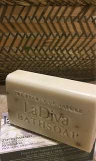 Bath soap ~ olive leaves
