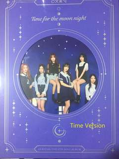 全新未拆包裝  Gfriend 6th Mini Album 《Time for the Moon Night》