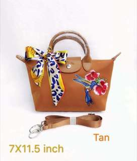 Longchamp Small with Twillie